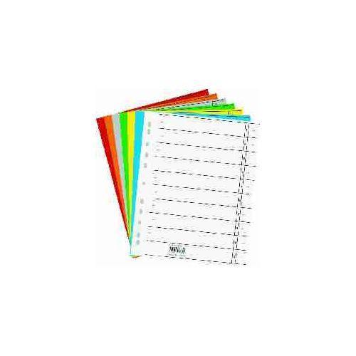 PREGRADNI KARTON Q-C A4 1-10 100/1 MODER