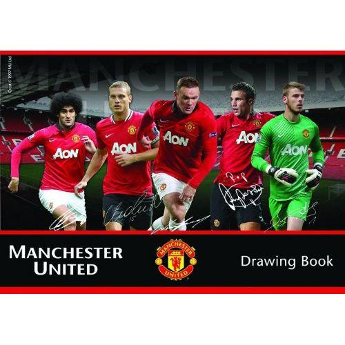 Risalni blok Manchester United 62214