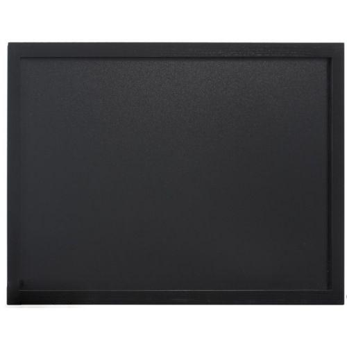 Črna kredna tabla WBWBL4060 40 x 60 cm