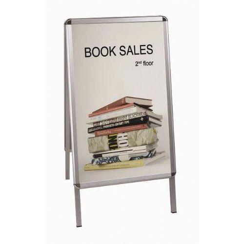 Tabla za obvestila 124 x 74 cm, samostoječa