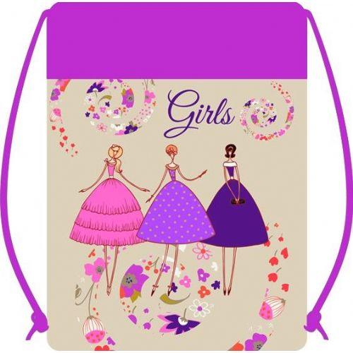 VREČKA ZA COPATE GIRLS