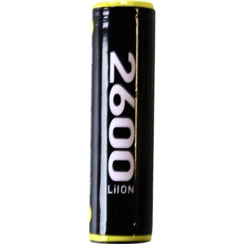 Ecell Li-Ion akumulator 2600 mAh za žepno svetilko