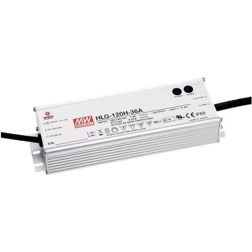 Mean Well LED-gonilnik LED-preklopni napajalnik HLG-120H-12A