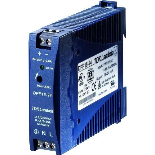 Napajalnik za namestitev na vodila (DIN letev) TDK-Lambda DPP-30-12 12.1 V/DC 2.5 A 30 W 1 x