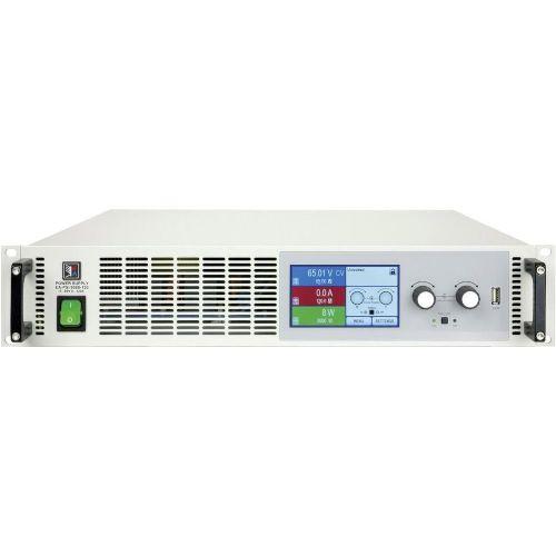 Nastavljiv laboratorijski napajalnik EA Elektro-Automatik, EA-PSI 9500-06 2U 0 - 500 V 0 - 6 A 1000 W USB, analogni, št. izhodov