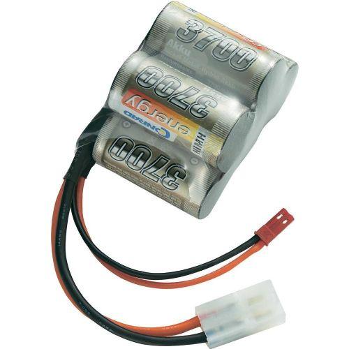 NiMH akumulatorski paket Conrad energy za sprejemnike, Sub-C, 6 V, 3.700 mAh, Tamiya, BEC SC 3700MAH 6.0V