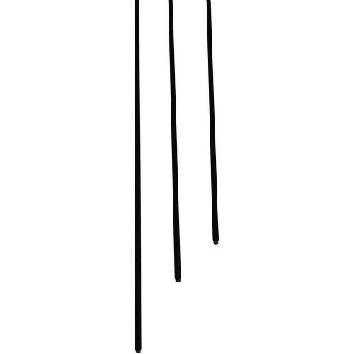 Polna palica iz ogljikovih vlaken Carbotec, dolžina: 1.000 mm, premer: 1 mm
