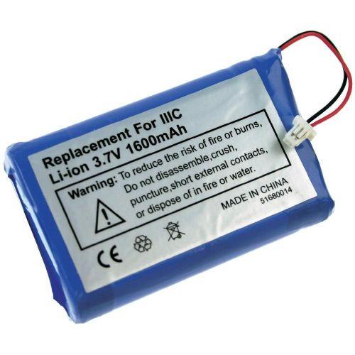 Rezervna akumulatorska baterija za dlančnike Palm IIIc 170-0737 114511