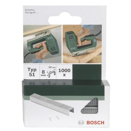 Sponke tip 52 1000 kos Bosch 2609255835