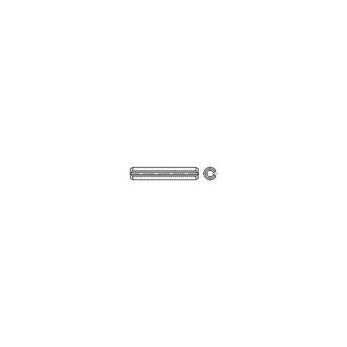 TOOLCRAFT vzmetni zatič ISO 8752 (premer x D) 8 mm x 75 mm 50 kosov