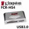 KINGSTON FCR-HS4 USB 3.0 čitalec kartic - FCR-HS4 2