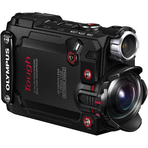 Fotoaparat Olympus TG-Tracker črn