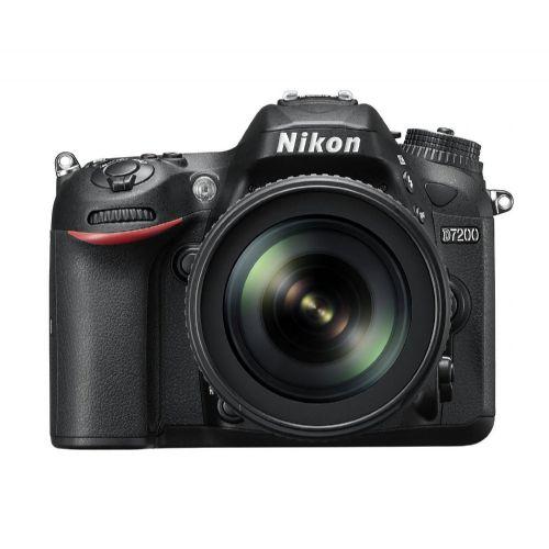 DSLR Fotoaparat NIKON D7200 + AF-S DX 18-105mm VR
