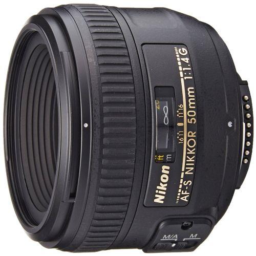 Objektiv Nikon AF-S 50mm 1.4G