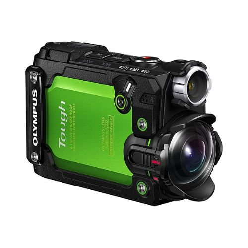 Fotoaparat Olympus TG-Tracker zelen