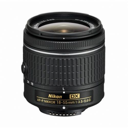 Objektiv Nikon AF-P DX 18-55mm/3.5-5.6G