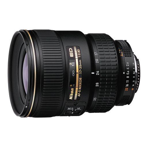 Objektiv NIKON AF S 17-35mm f2.8 D IF