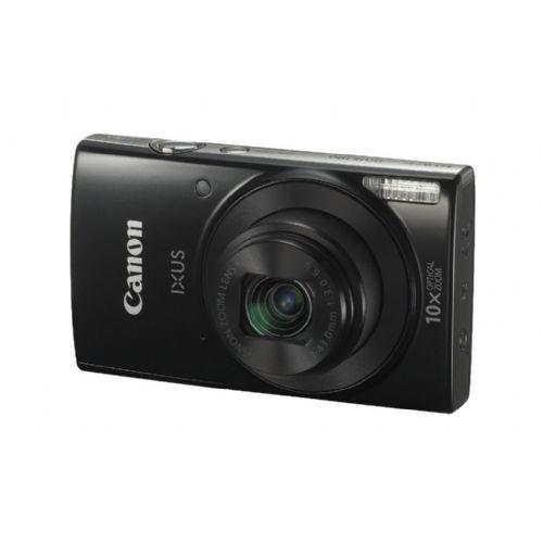 Fotoaparat CANON IXUS 180 v črni barvi KIT +torbica+kartica