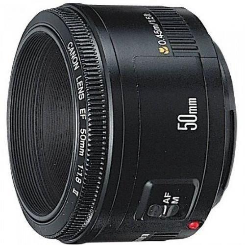 Objektiv Canon EF 50mm/1:1,8 II