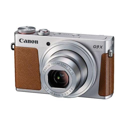 Canon PowerShot G9 X Srebrn