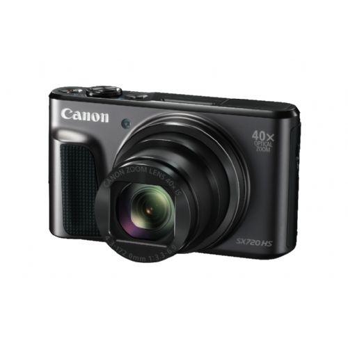 Fotoaparat Canon PowerShot SX720 HS Črn HLSAJ1070C002AA