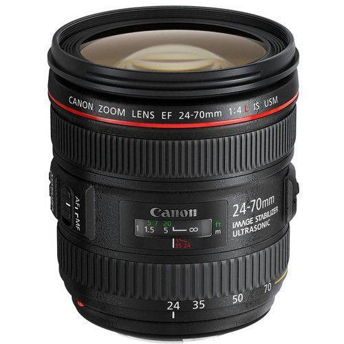 Objektiv Canon EF 24-70mm f/4L IS USM
