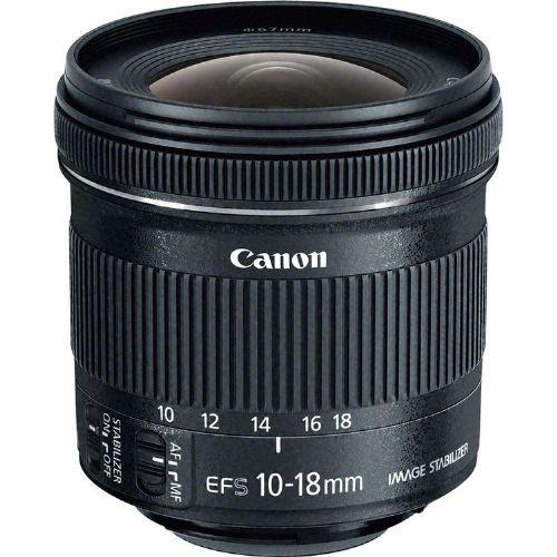 Objektiv Canon EF-S 10-18mm 4.5-5.6 IS STM