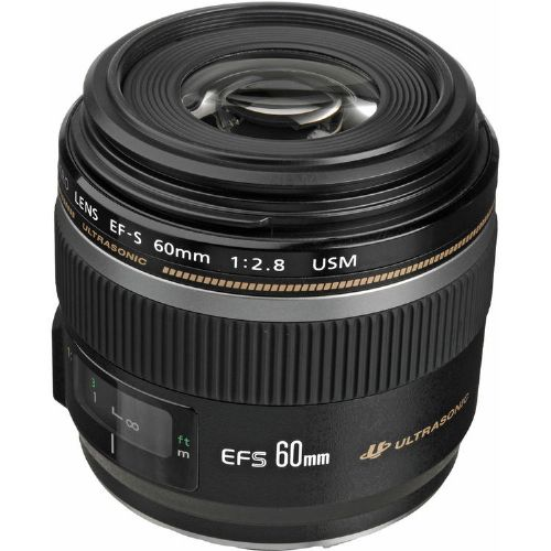 Objektiv Canon EF-S 60mm f/2.8 Macro USM