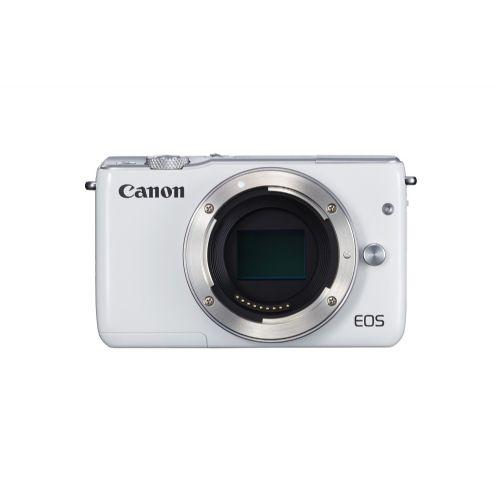 Brezzrcalni Fotoaparat CANON EOS M10 Bel
