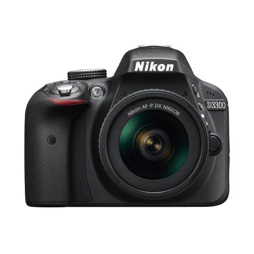 DSLR Fotoaparat NIKON D3300 + DX 18-105mm VR + Fatbox