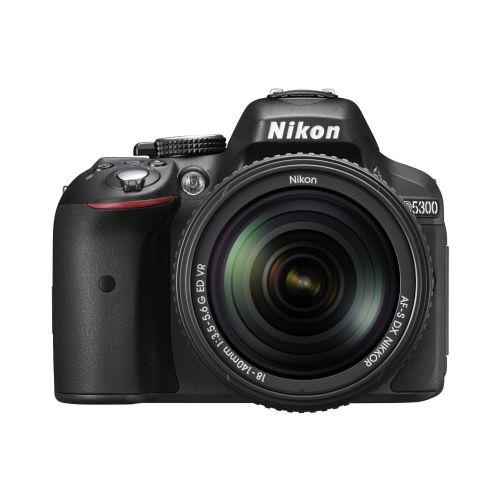 DSLR Fotoaparat NIKON D5500 + AF-S DX 18-140mm VR
