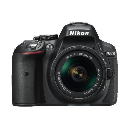 DSLR Fotoaparat NIKON D5300 + AF-P 18-55mm VR