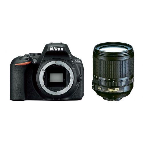 DSLR Fotoaparat NIKON D5500 + 18-105 VR