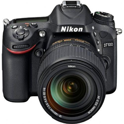 DSLR Fotoaparat NIKON D7100 + AF-S DX 18-140mm VR