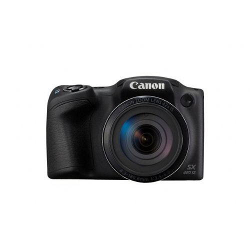 Fotoaparat CANON Powershot SX420 Črn