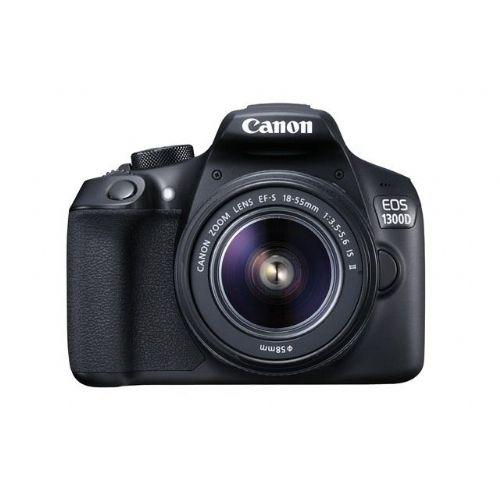 DSLR fotoaparat Canon EOS 1300D + EF-S 18-55 IS II
