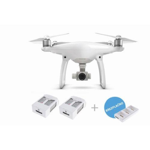 Dron DJI Phantom 4 + 2 baterije + polnilec