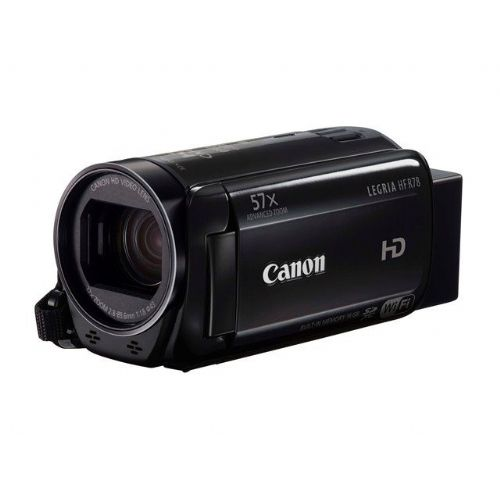 Videokamera CANON Legria HFR78 Črna