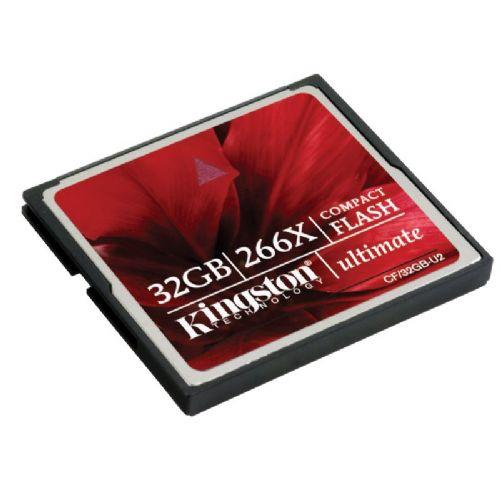 Spominska kartica Kingston Ultimate CF 266x 32GB