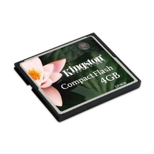 Spominska kartica Kingston CompactFlash 4GB