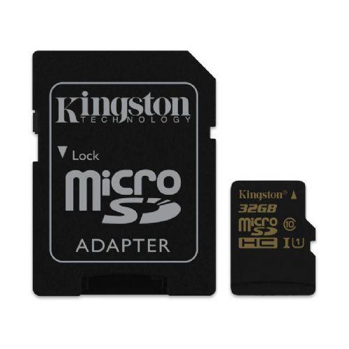 Spominska kartica Kingston microSDHC Class10 UHS-I 32GB