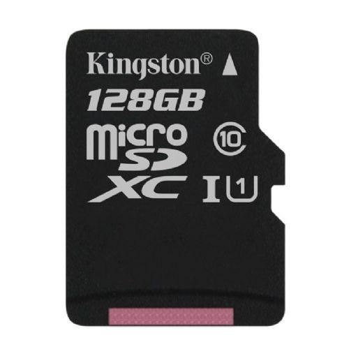Spominska kartica KINGSTON microSD XC 128GB (SDC10G2/128GBSP)