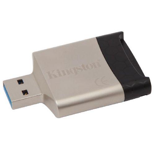 Prenosni čitalec kartic KINGSTON MobileLite G4 FCR-MLG4 USB3.0