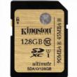 Spominska kartica KINGSTON 128GB SDXC CL10 UHS-I 90/45MB/s 1