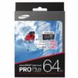 Spominska kartica Samsung PRO+ 64GB Micro SDXC class10 U3 95MB/s + SD adapter - MB-MD64DA/EU 1