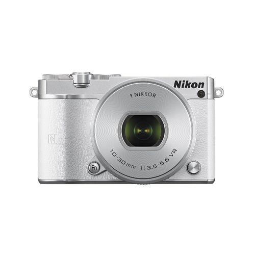 Brezzrcalni fotoaparat NIKON 1 J5 KIT + 10-30mm (PDZ) Bel