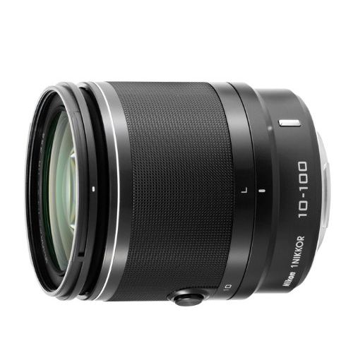 Objektiv Nikon 1 Nikkor 10-100mm VR f/4-5,6 črn