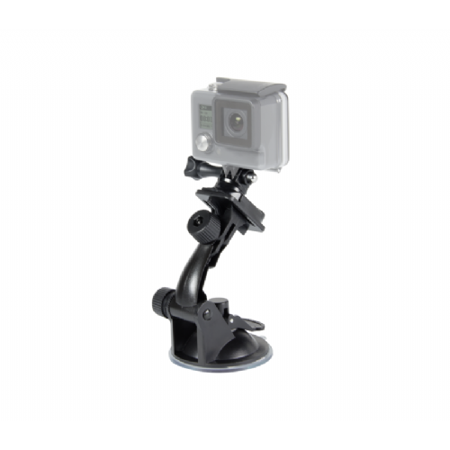 Nosilec za avto za GoPro črn