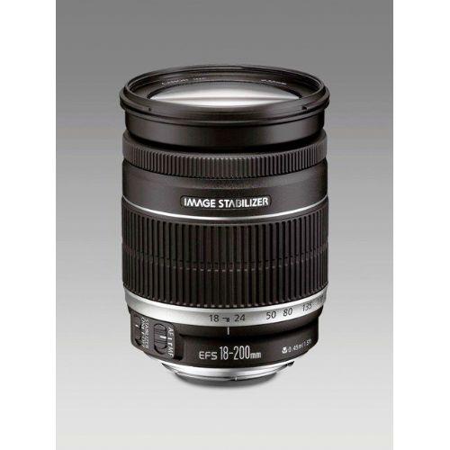 Objektiv Canon EF-S 18-200 f/3.5-5.6 IS