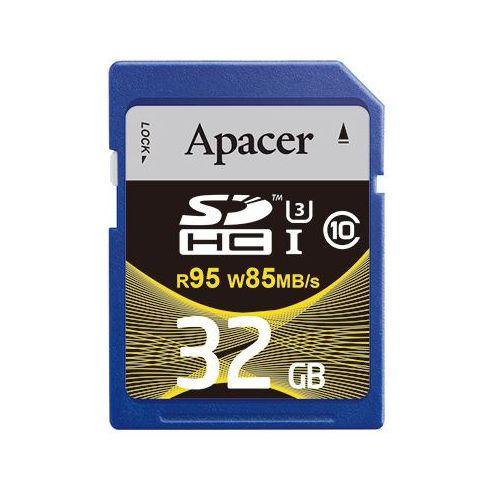 Pomnilniška kartica SD HC 32GB APACER UHS-I U3 95/85 Class10